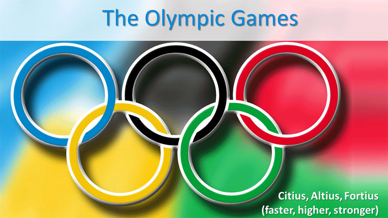 olympic games powerpoint presentation